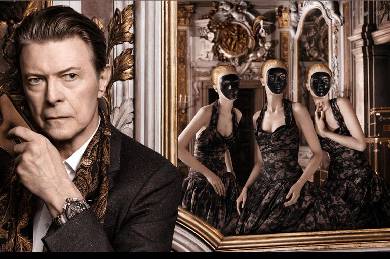 Louis Vuitton - David Bowie