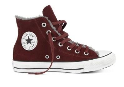 All-Star Converse za zimo