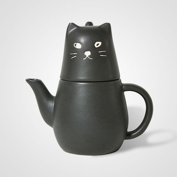 Mačji čajnik