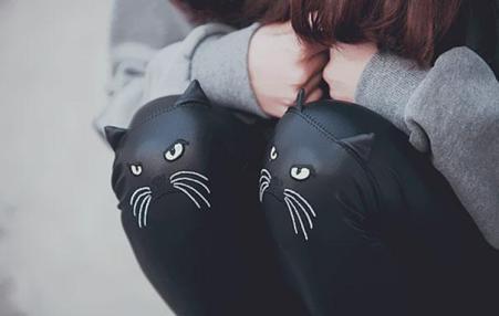 Mačje leggings