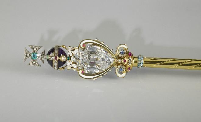 Diamant Cullinan ima kar 530 karatov.