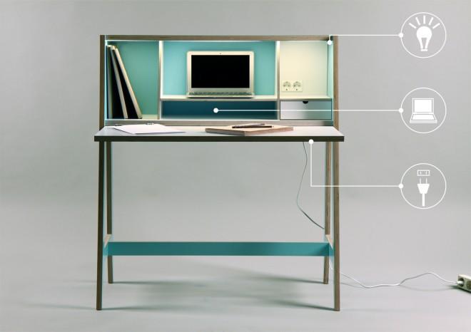 """The Cabinet-desk"""