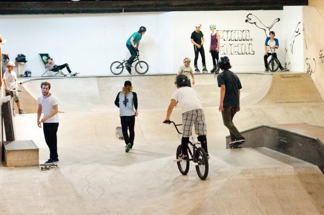 BMX je še vedno ena najbolj priljubljenih oblik urbanega športa.