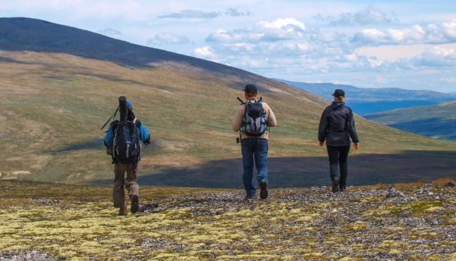 Druga najsrečnejša država je Norveška, z nacionalnim parkom Dovrefjell. Foto:  Edition Cnn