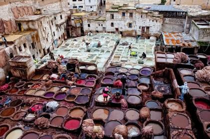 19. Fez – Maroko