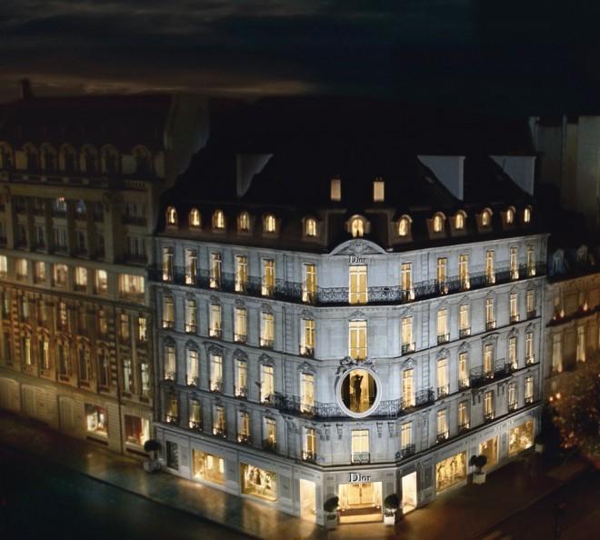 Avenue Montaigne, Pariz. Foto: thestyleandtravel-journals.blogspot.com