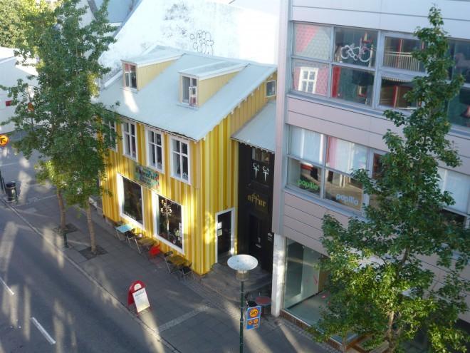 Laugavegur, Reykjavik. Foto: thirdeyemom.com