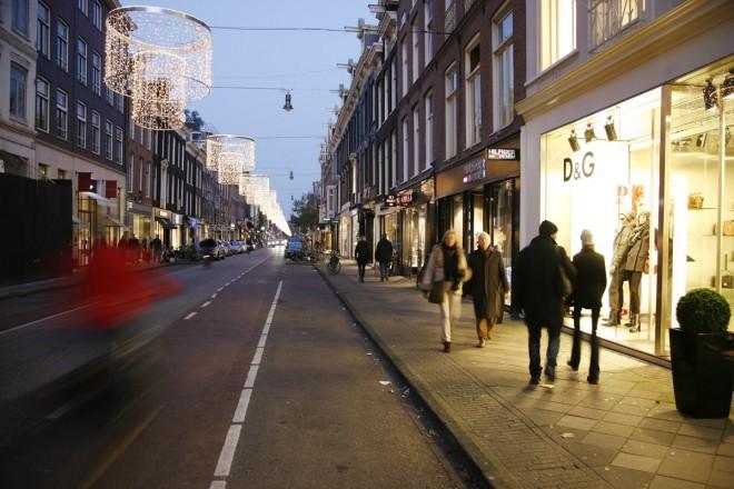 P. C. Hooftstraat, Amsterdam. Foto: kijkopstad.nl