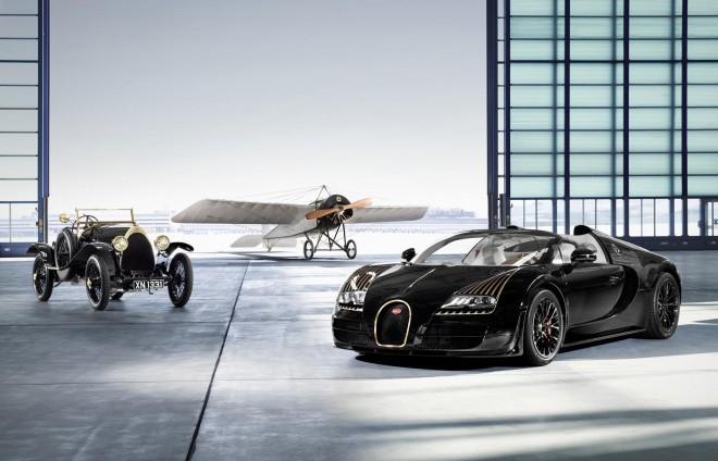 Bugatti Veyron Grand Sport Vitesse Black Bess - legenda se vrača