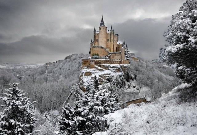 Alcázar, Segovia, Španija.