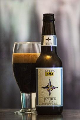 4. Bell's - Expedition Stout. To temno pivo gre v svet iz kraja Kalamazoo v Michiganu (ZDA). Ocena: 4.34/5