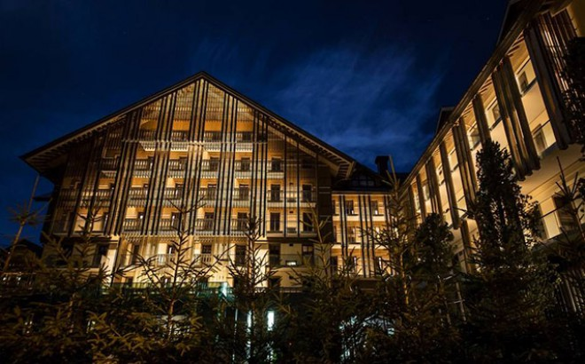The Chedi Andermatt, Švica