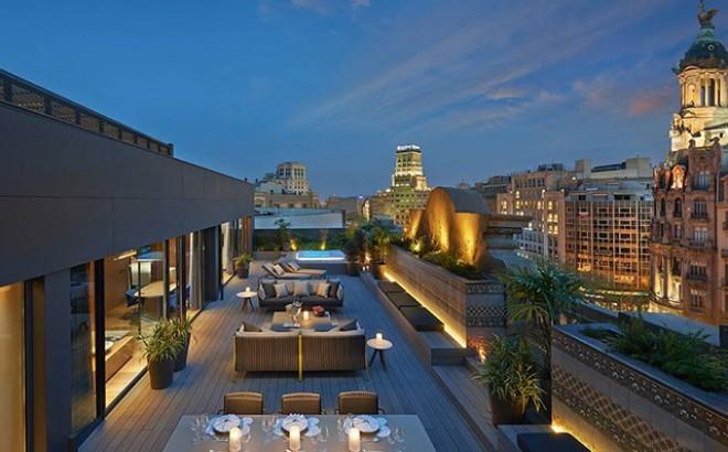 The Mandarin Oriental Barcelona, Španija