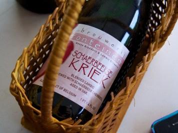17. 3 Fonteinen - Schaerbeekse Kriek. To ni ne lager ne ale, ampak lambic pivo (z okusom po češnjah) in prihaja iz Belgije. Ocena: 4.236/5