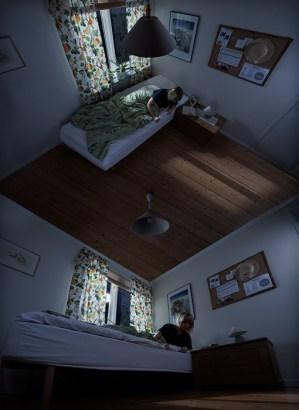 Nightmare-perspective