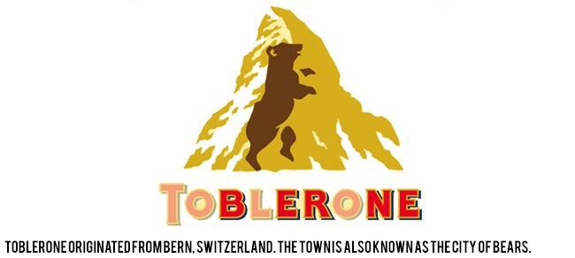 Kdo si ne bi želel pojesti gore Tobleronov?