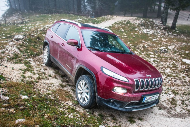 Jeep je skriti adut skupine Fiat. Cherokee pa po vsej verjetnosti tržno najbolj udaren produkt.