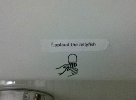 Meduza si zasluži aplavz.