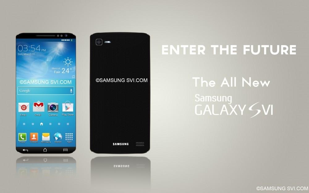 Samsung S6  Foto: samsungsvi.com