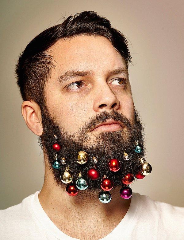 Okrašena brada je zadnji krik hipsterske mode.
