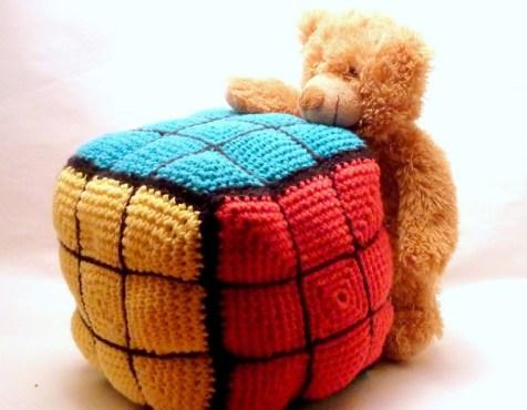 Rubikova blazina.