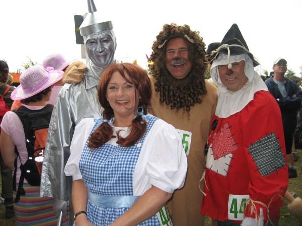 Junaki iz Čarovnika iz Oza