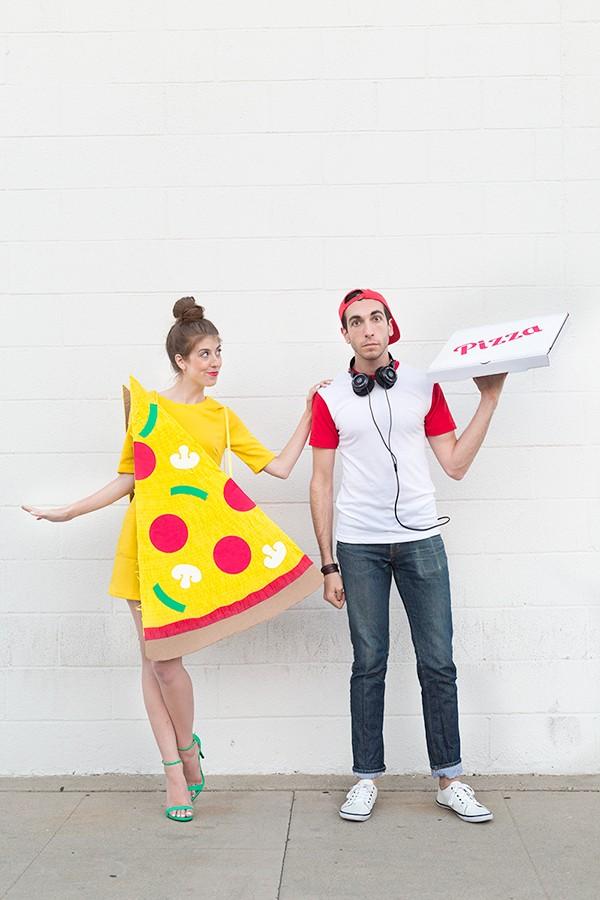 Dostavljalec pice in njegova pica