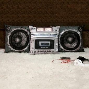 Radio blazina.