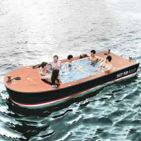 Hot Tub Boats — Seattle, Washington, ZDA