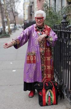 Gospa obožuje orientalske dodatke.