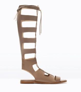 Visoke gladiatorke Zara.