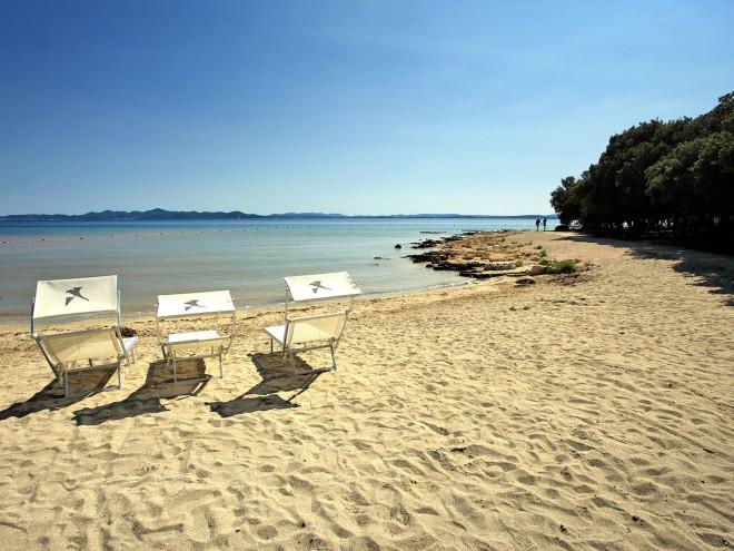 Plaža Sabunike, Zadar