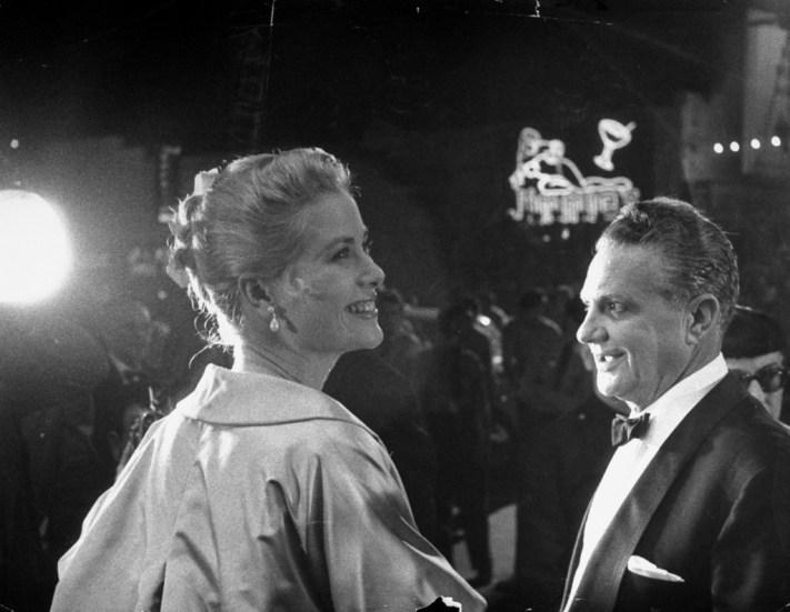 Grace Kelly in Donald Hartman