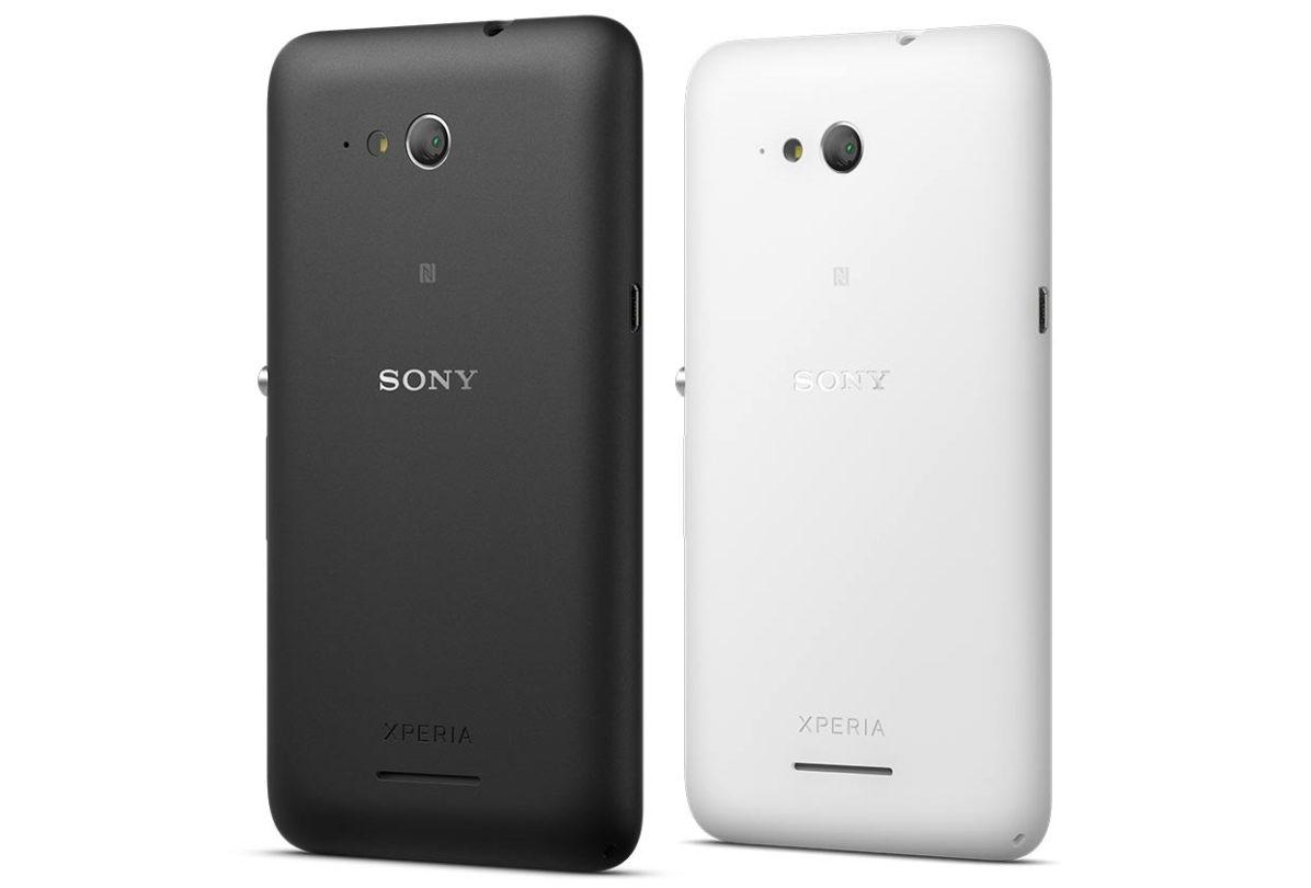 Privlačna Sony Xperia E4G.