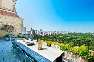 Penthouse na vrhu hotela Ritz-Carlton, New York