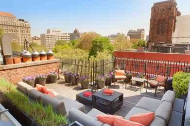 Penthouse v Gramercyju, New York