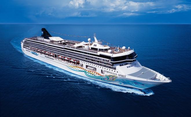 Križarjenja Norwegian Cruise Line