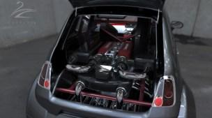 Prototip Fiat 550 Italia