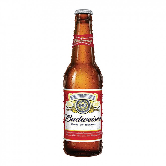 Pivo Budweiser