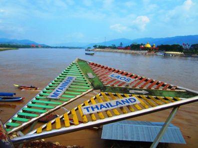 Zlati trikotnik med Tajsko, Mjanmarjem in Laosom