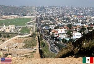 ZDA in Mehika