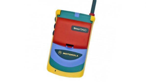 Motorola StarTAC Rainbow (1996)