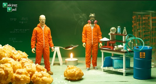 ''Baking Bad'' (Breaking Bad)