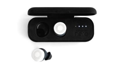 Slušalke Here vam dajo popolno oblast nad zvokom okoli vas.