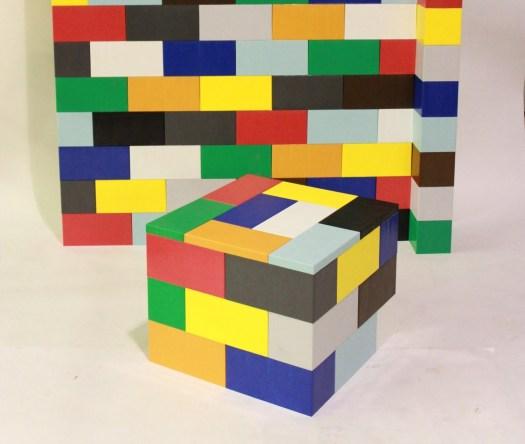 """Modularne """"lego"""" kocke EverBlock"""