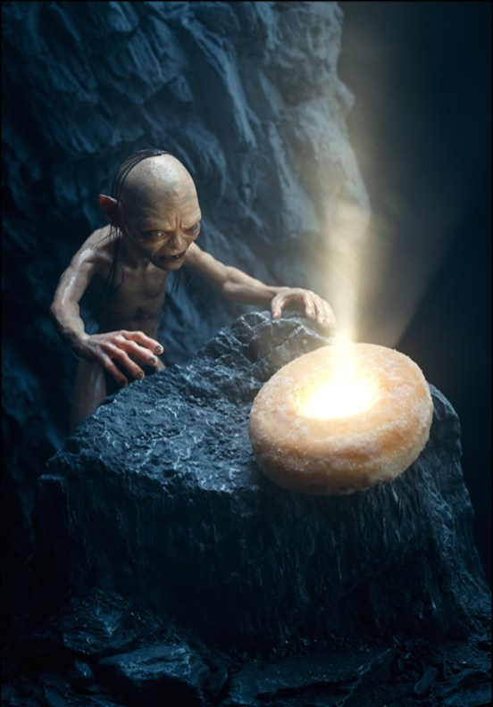 ''My Precious'' (Lord of the Rings)