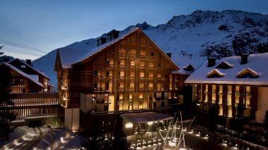 Spa Chedi Andermatt, Švica