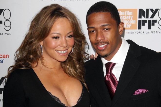 Mariah Carey in Nick Cannon