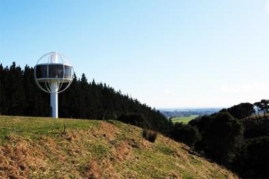 Skysphere - sanjsko zatočišče
