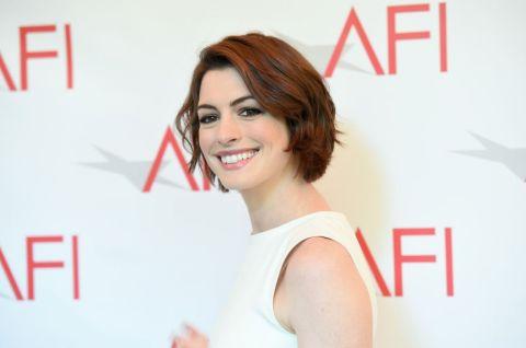 9. Anne Hathaway - 12 milijonov ameriških dolarjev